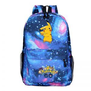 Cartoon Pokemon Backpacks Kids backpack Students School Bags Boys Girls book bag Teens Travel Knapsack Fashion Casual Mochila
